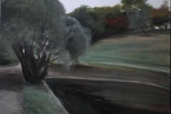 Коломенское, у пруда