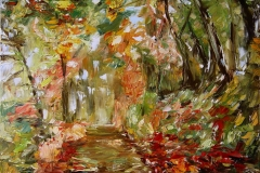 Осенний этюд